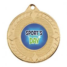 Pinnacle Sports Day Medal including Personalisation